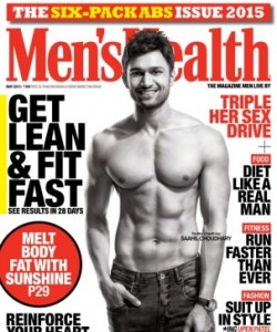 Men's Health India - May 2015